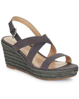 Katerina Platform Wedge Sandals