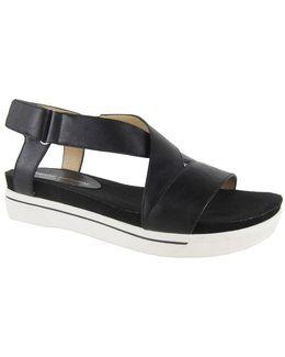 Celie Suede Platform Sandals