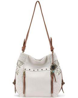 Ojai Leather Hobo Bag