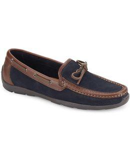 Odinn Leather Loafers