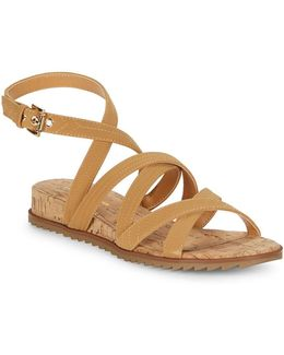 Idra2 Caged Wedge Sandals