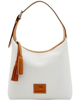Patterson Leather Paige Hobo