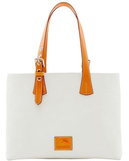 Patterson Leather Hanna Tote