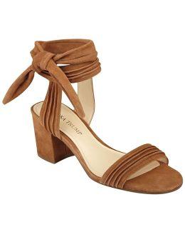 Edline Suede Sandals
