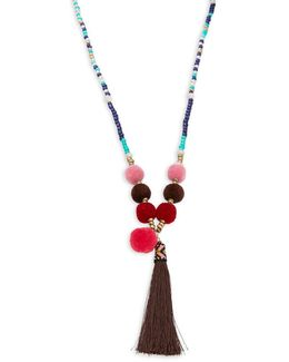 Assorted Beads Necklace