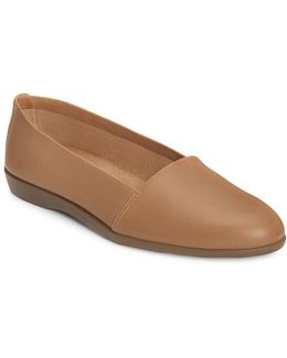 Trend Setter Leather Flats