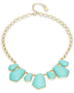 Turquoise And Caicos Necklace