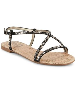 Hilary Embellished Sandals