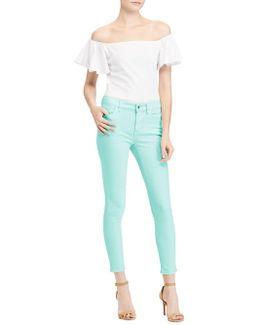 Petite Premier Cropped Skinny Jeans