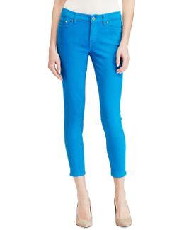 Premier Cropped Skinny Jeans