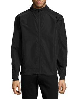 Lightweight Stand Collar Jacket