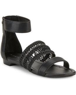 Dorm Ankle Strap Sandals
