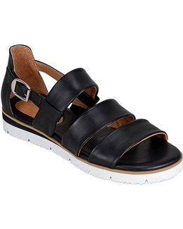 Marisol Suede Sandals
