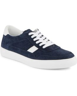 Highroad Leather Sneakers