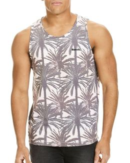 Allover Printed Tank Top