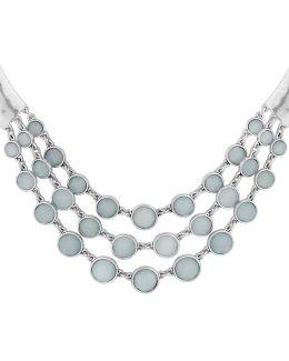Ethereal Coasts Semi-precious Seaform Necklace