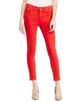 Petite Premier Cropped Skinny Jean