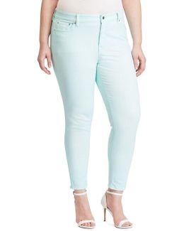Premier Cropped Skinny-fit Jeans