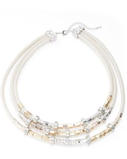 Assorted Silver And Gold Necklace