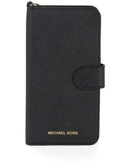 7 Plus Leather Folio Phone Case