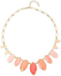 Marquis Stone-accented Necklace