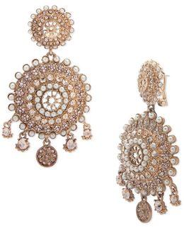 Drama Drop Earrings