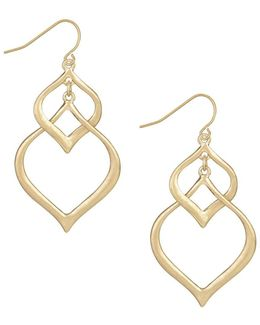 Arabesque Orbit Earrings