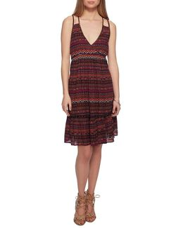 Kisha Surplice Dress