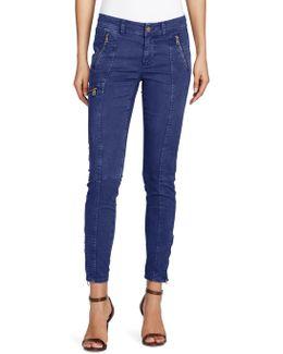 Josilin Cotton-blend Skinny-fit Jeans