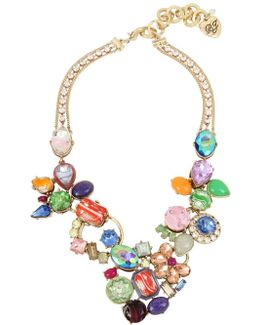 Brooklyn Multi-colored Necklace