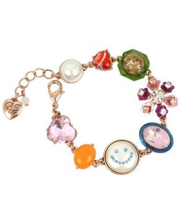Brooklyn Multi-charm Bracelet