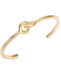 Linked Cuff Bracelet