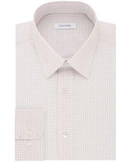 Regular-fit Cotton Dress Shirt