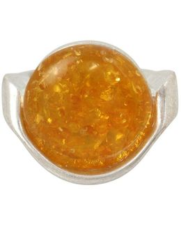Color Wheel Amber Ring