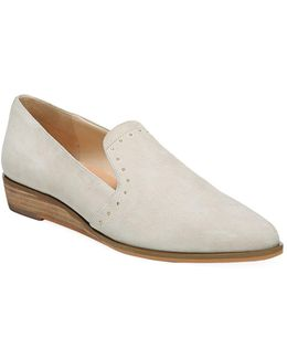 Keane Suede Loafers