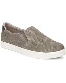 Scout Leather Slip-on Sneakers