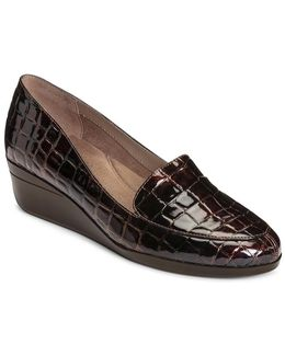 True Match Wedge Loafer
