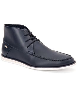 Kenley Brushed Leather Chukka Boot