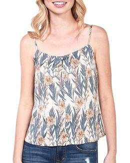 Leafy Vines Top