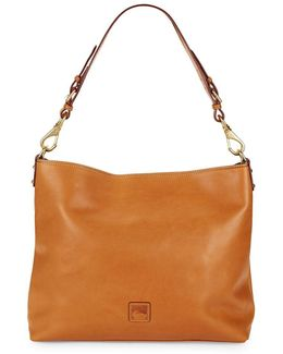 Courtney Sac Leather Handbag