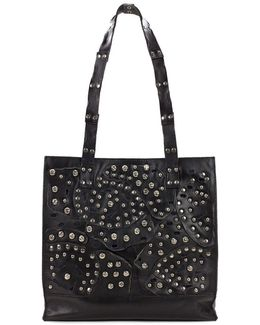 Toscano Leather Tote
