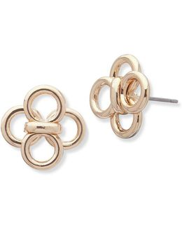 Polished Stud Earrings