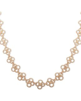 Cubic Zirconia Collar Necklace