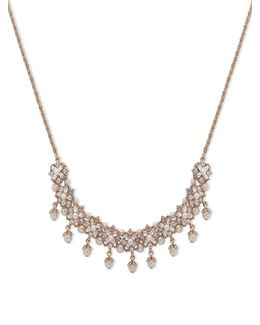 Frontal Pearl Necklace