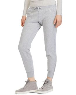 Fleece Zip Jogger Pants