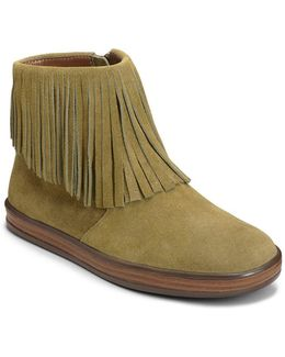 Good Fun Suede Boots