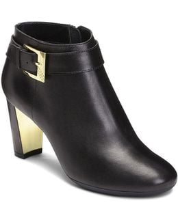 Third Ave Ankle Boots