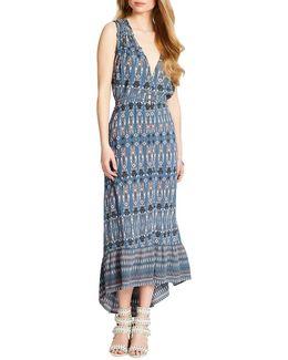 Magarita Hi-lo Dress