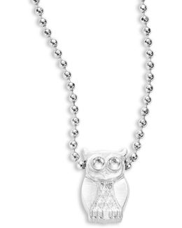 Owl Icon Necklace