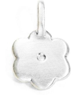 Sterling Silver Mini Flower Charm